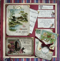 Grandmother's cards
