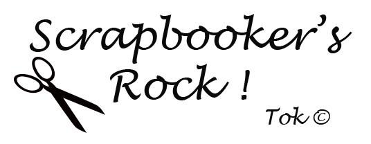 Scrapbooker's rock!