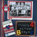 Mom's Schooldays