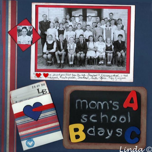 Mom's Schooldays 1
