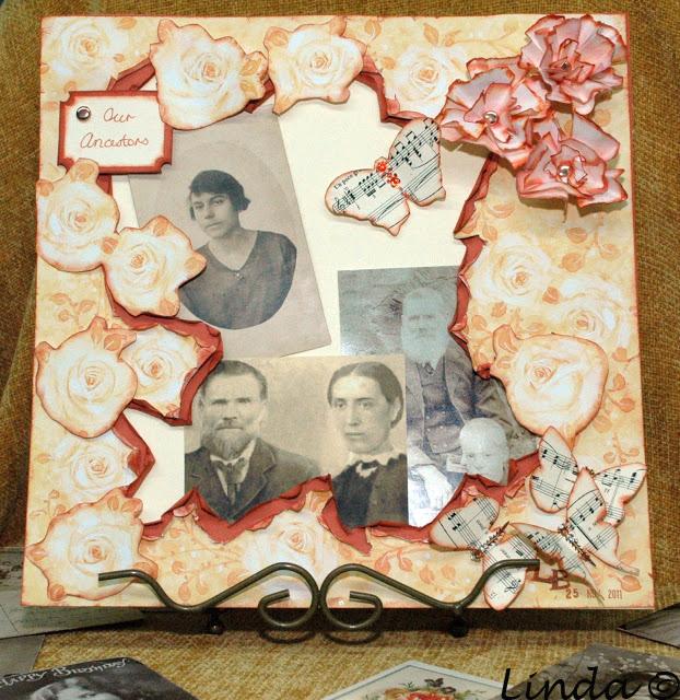 Our ancestors page