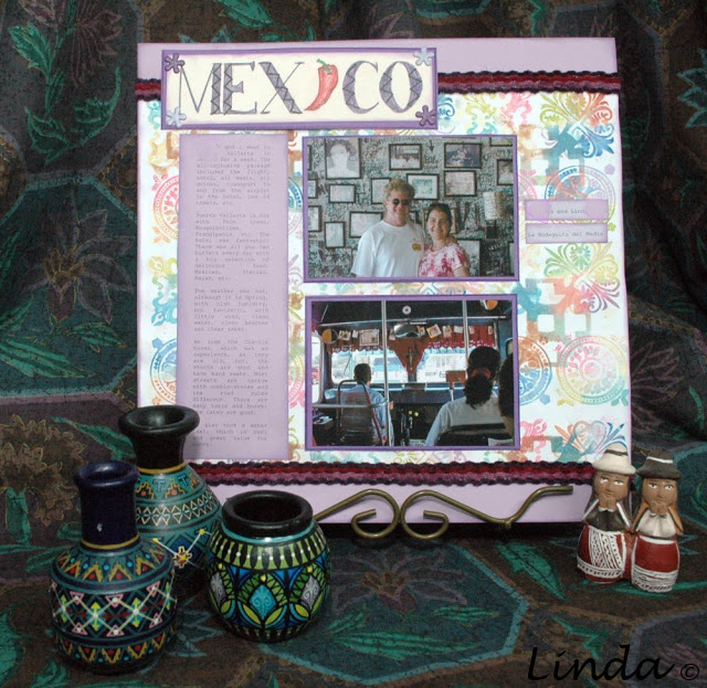 Mexico Page 1.