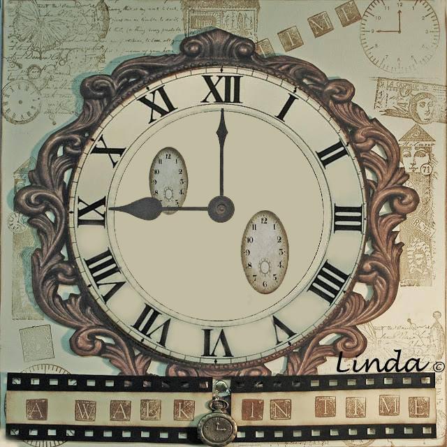 A walk in time copy