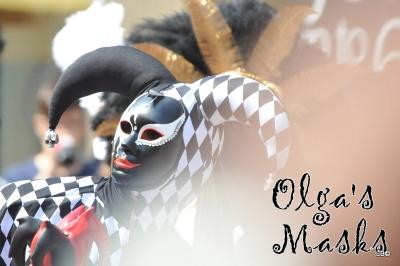 Stampede Olga's Masks.