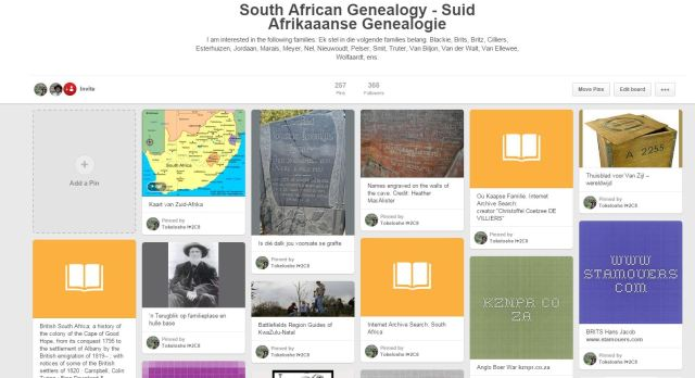 south-african-genealogy