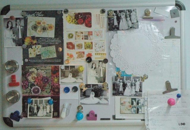 wedding-board