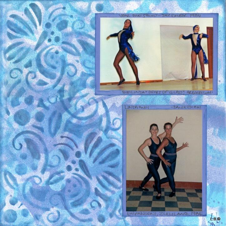 1-Modern Dance 1